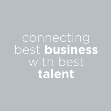 pinpoint one connect business with talent